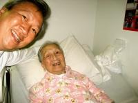 Ron's Grandma