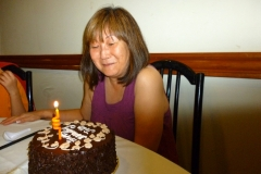 Julie Tajiri\'s Birthday 2011