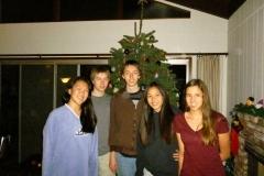 Christmas Eve with Carlsons, 2011
