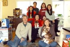 Christmas Day with Uematsus 2011