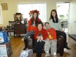 111225 Christmas Day with Uematsus 054