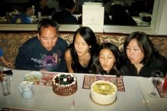 Birthday Dinner with Uematsus