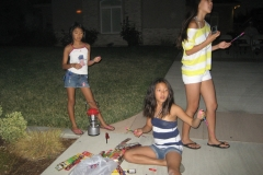 4th of July in Hanford 2010