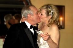 Barbara Oliver & Ron Burgess Wedding