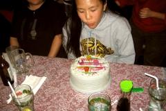 Stephanie\'s 16th Birthday Dinner
