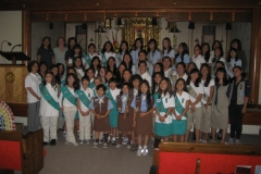 Girl Scout Court of Awards 2009