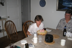 Julie's 50th Birthday Dinner