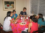 090628 Julie_s BDay Dinner 004