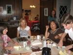 090628 Julie_s BDay Dinner 030