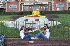 Disneyland, July 09