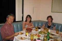 Dinner with Julie & Karen