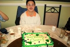 Casey\'s Dim Sum Birthday Lunch