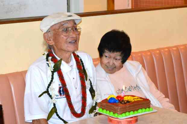Dick Tochihara's 93rd Birthday