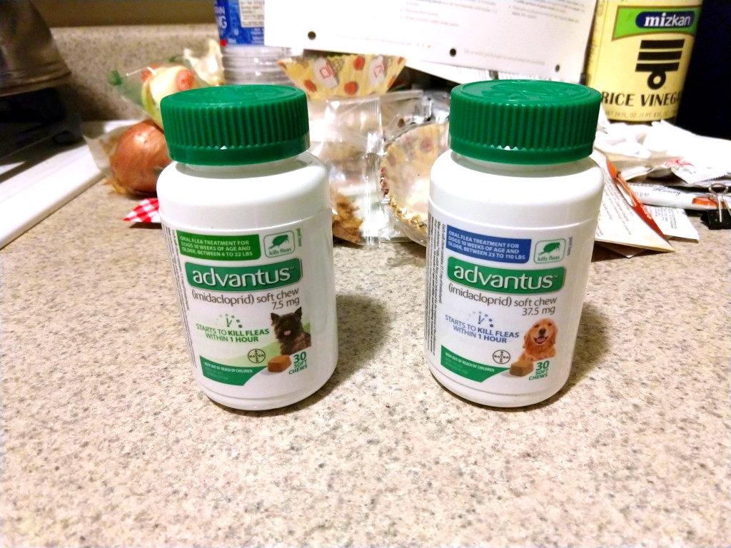 Flea Tablets
